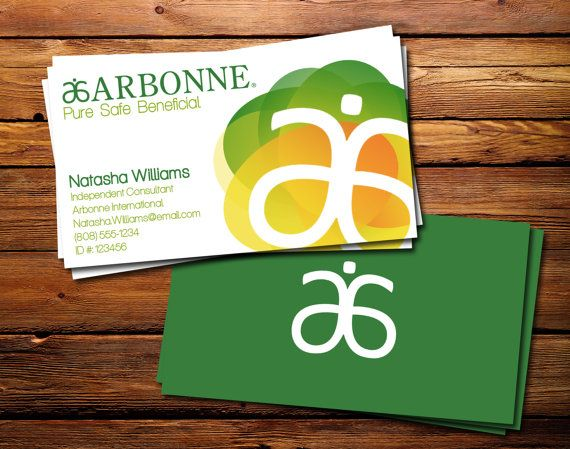 7 best Arbonne Business Cards images on Pinterest Arbonne business