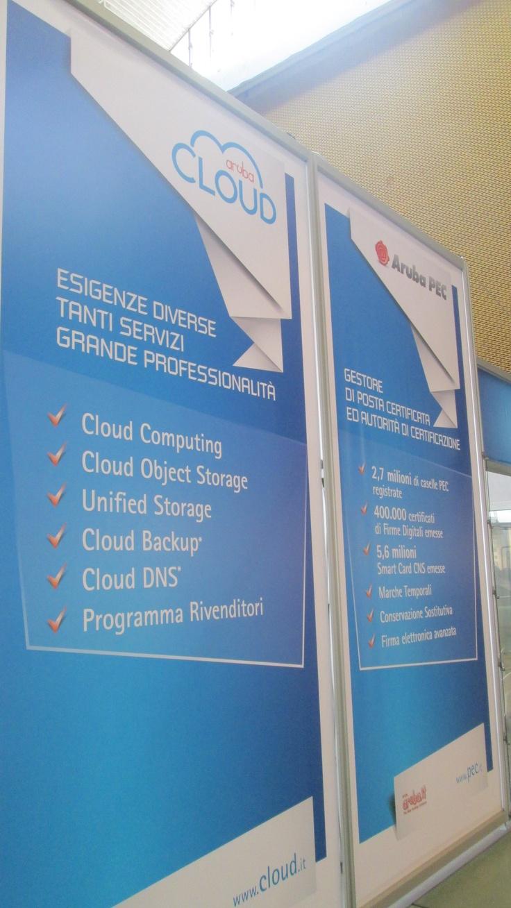 ArubaCloud - PEC al ForumPA  www.cloud.it  www.pec.it