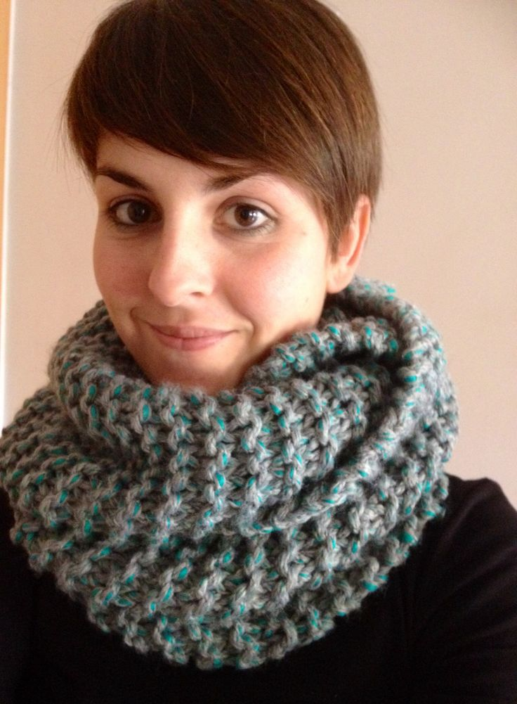 M s de 25 ideas fant sticas sobre bufandas de ganchillo - Reciclar restos de lana ...