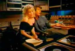 """Roger Waters Radio Kaos - """" The Fish report with a beat"""" - 1987"""