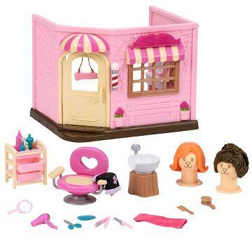 Li'l Woodzeez Mini Rooms - Hair Salon