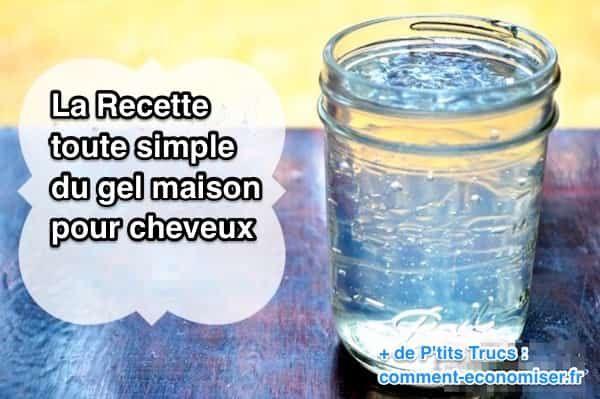 Voici une recette de gel pour cheveux super facile à faire soi-même. Ce gel est non toxique et naturel ! C'est pas cher et ça fonctionne au-delà de mes espérances !  Découvrez l'astuce ici : http://www.comment-economiser.fr/recette-simple-gel-cheveux-fait-maison.html?utm_content=buffer7381b&utm_medium=social&utm_source=pinterest.com&utm_campaign=buffer