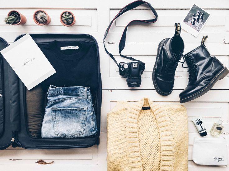 Cuando a la gente le digo que viajo con una maleta de cabina no se lo creen. Por eso hoy quiero compartir con vosotros mis consejos para hacer la maleta.