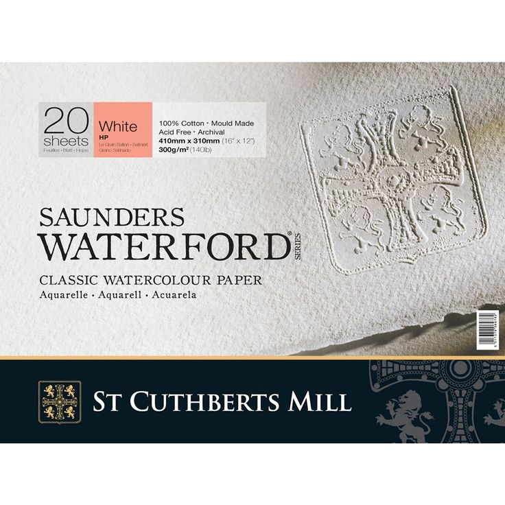 Saunders Waterford : Block : White : Not