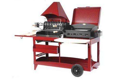 Barbecue grande largeur Le Marquier MENDY ALD BAP3321C14 prix promo Darty 1 590,00 € TTC