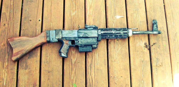Nerf+Recon+'Sturmgewehr'+by+PanzerForge.deviantart.com+on+@DeviantArt