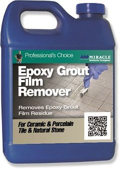 how to clean tile grout with muriatic acid