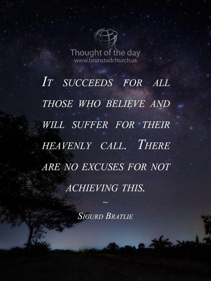 Visit www.brunstad.org for more Christian encouragement