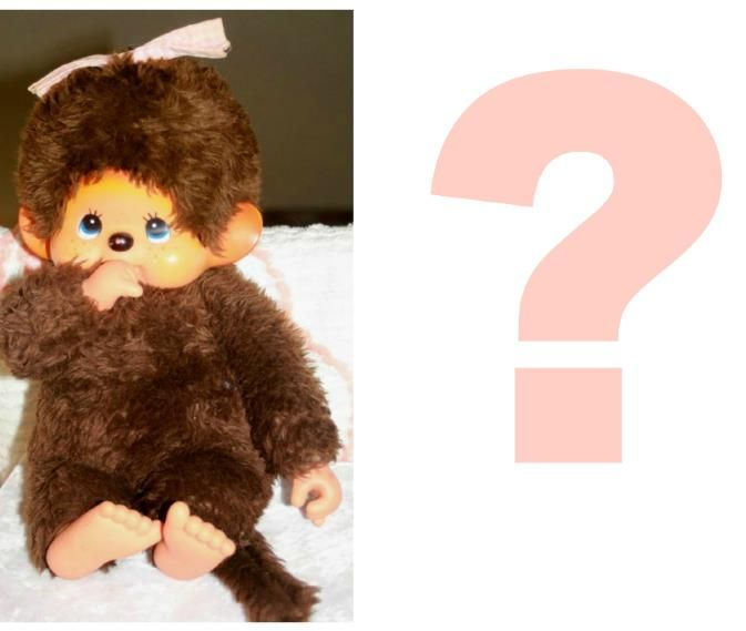 7 80s Characters From My Childhood Then And Now – What Happened? 7.  Monchhichi Goes to Rehab #kids #toys