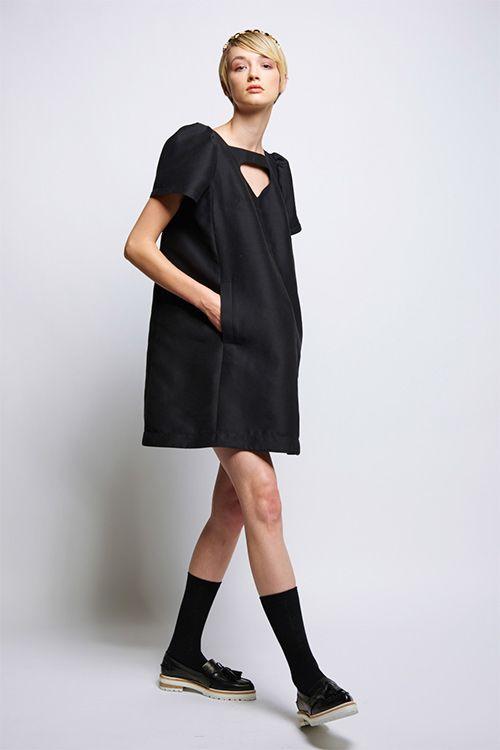 カレンウォーカー 2015年秋コレクション - ドレスライン誕生!リトルブラックドレスなど全19型の写真7