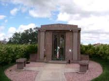 Karen Carpenter ~ Pierce Brothers Valley Oak Memorial Park. Westlake Village, Los Angeles