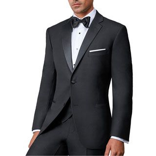 Shop for Ike Evening by Ike Behar Super 120's Wool Two Button Notch Tuxedo. Get free delivery at Overstock.com - Your Online Men's Clothing Shop! Get 5% in rewards with Club O!
