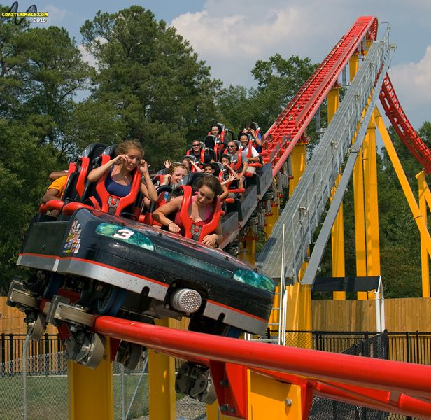 is kings dominion busy on july 4th