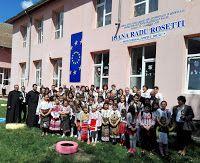 Bacăul economic: Brusturoasa: proiect școlar complex dedicat Centen...