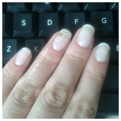 Unghie nailart french