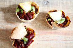 Ik heb hier een heel leuk voorafje in de vorm van Mexicaanse cupcakes! Lekker simpel om te maken en je scoort er geheid mee bij je gasten.