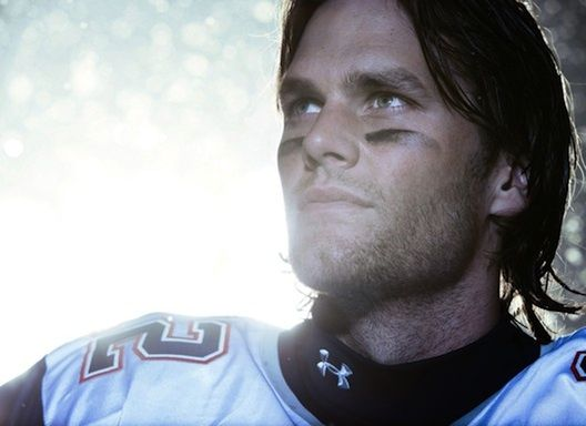 Tom Brady, New England Patriots QB and the face of Under Armour, 2010
