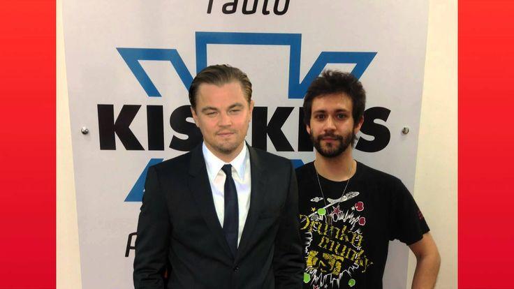 Intervista a Leonardo Di Caprio a KissKissenefrega