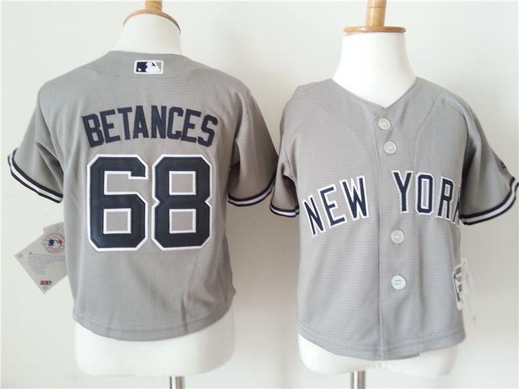 Infant MLB New York Yankees #68 Dellin Betances Jerseys