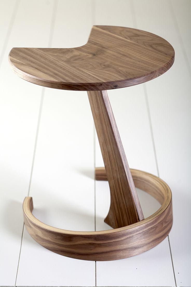 #table #sidetable | Modern Handmade Furniture: Andrew Carpenter Design