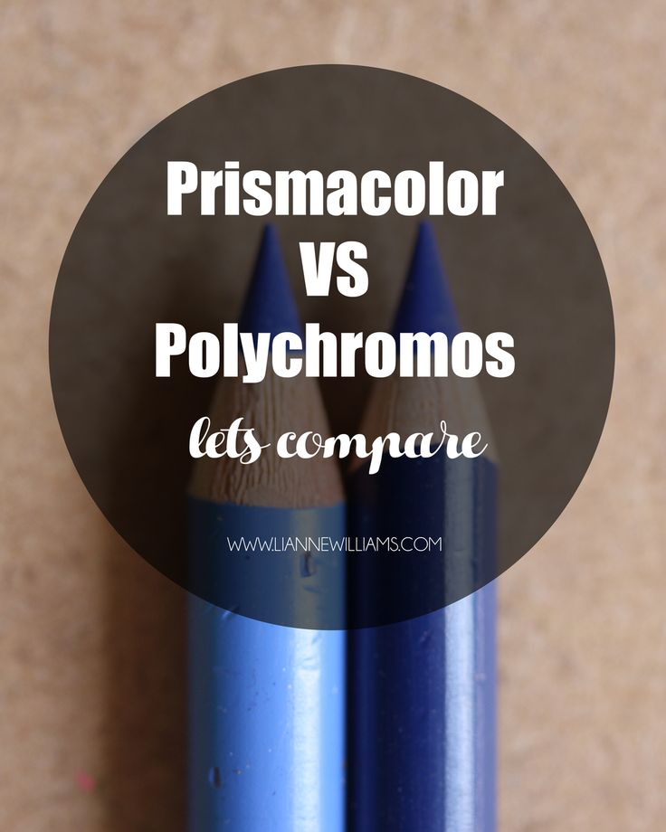 Prismacolor Premiere colour pencils versus Faber-Castell's Polychromos. I feel like I'm stepping into dangerous waters here... It's one of those debates that seem to go round in circles on art forums over and over. Prismacolor or Polychromos? Which is better? Why? Artists declaring they LOV