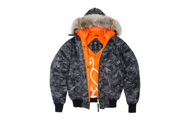 October's Very Own x Canada Goose 2014 Holiday Collection  http://sidewalkhustle.com/octobers-very-own-x-canada-goose-2014-holiday-collection/