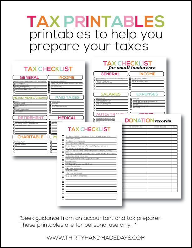 Worksheets Tax Preparation Worksheet 25 best ideas about tax preparation on pinterest deductions printable information for your budget binder