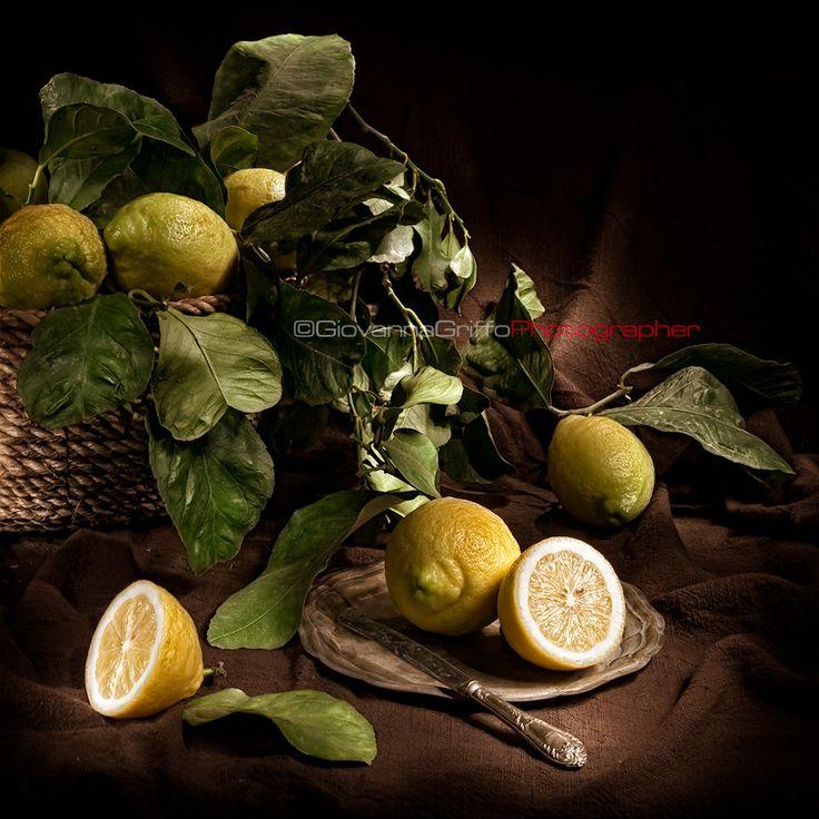 Lemons https://www.facebook.com/GiovannaGriffo.Photographer
