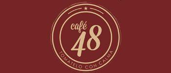 ¿Has probado el café de Café 48? ¡Qué esperar! Si no puedes asistir al lugar, SinDelantal.mx te lo lleva hasta donde estés.