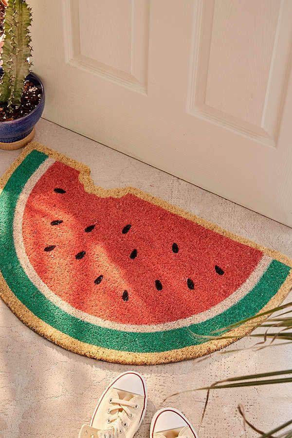 Sunnylife Watermelon Doormat Affiliatelink Home