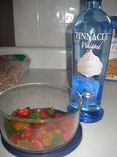 I have to try these drunk gummi bears for my next party :-)