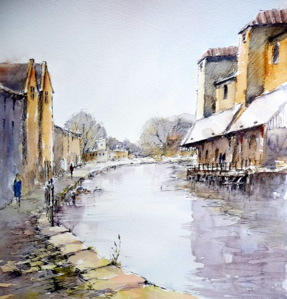 Art By Boon - Watercolor by Joanne Boon Thomas