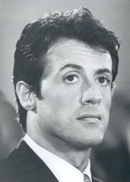 Oh Em Gee. Just discovering how beautiful his eyes were. What a delicious man young Stallone was.