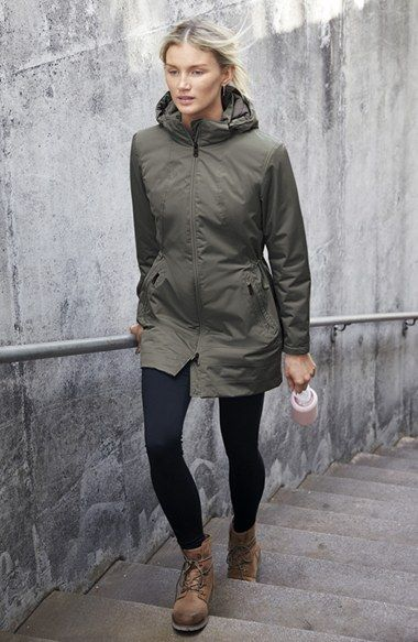The North Face Women's 'Ancha' Hooded Waterproof Insulated Parka