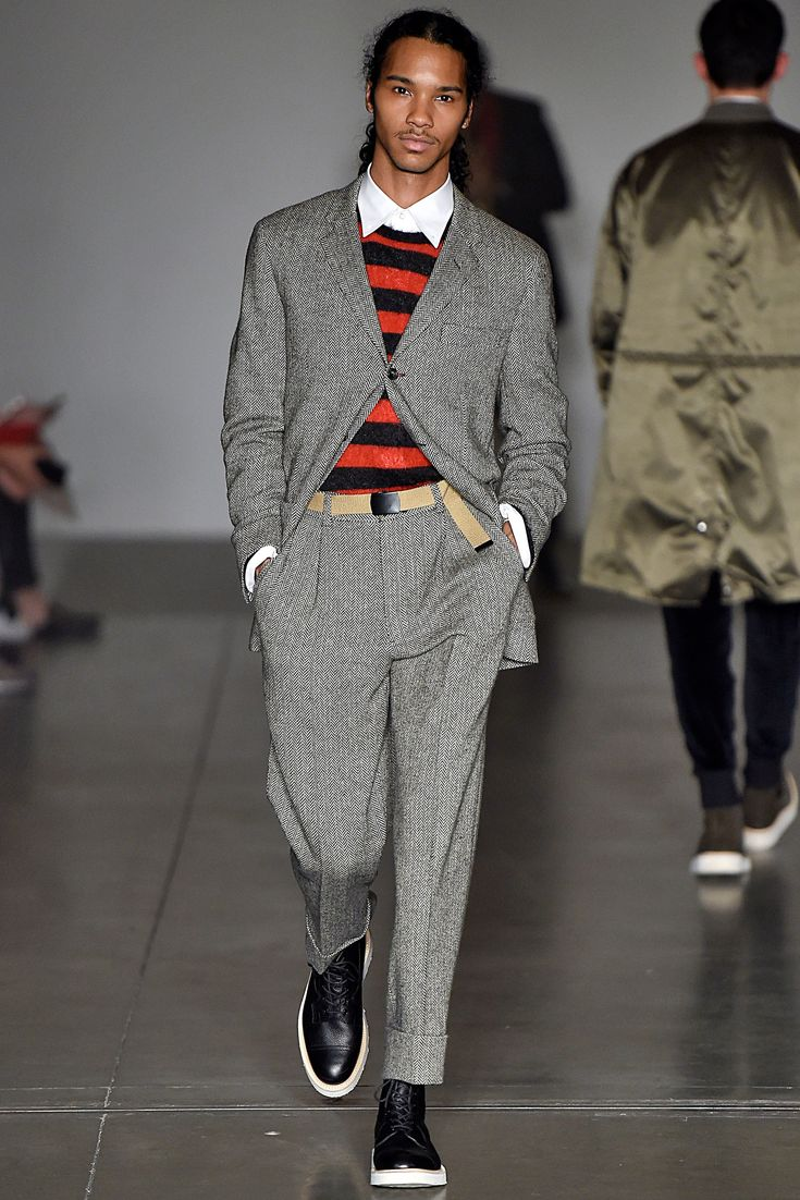 Todd Snyder Fall 2018 Menswear Collection - Vogue