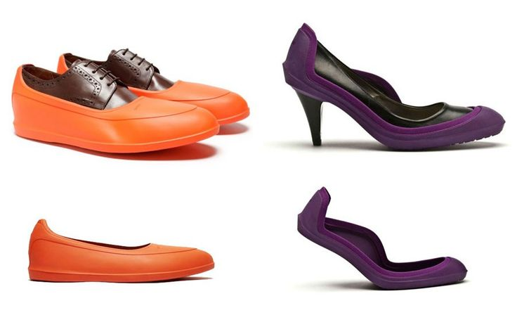 SWIMS Galoshes, make your favorite shoes weatherproof. - Design Is This