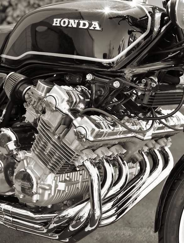 Honda CBX 1000 - The Honda CBX was a sports motorcycle manufactured by Honda…