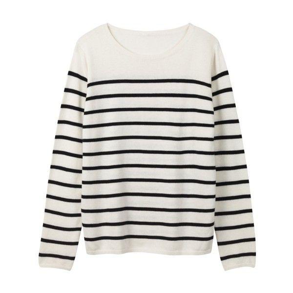 Best 25  Striped sweaters ideas on Pinterest | Dress, Sweater ...