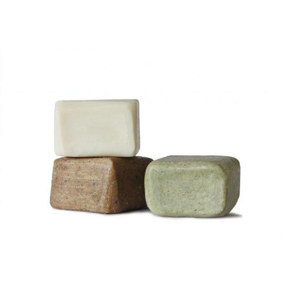 Extra virgin olive oil soaps (set of 3)