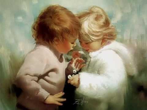 Donald Zolan, Peintre d'enfants