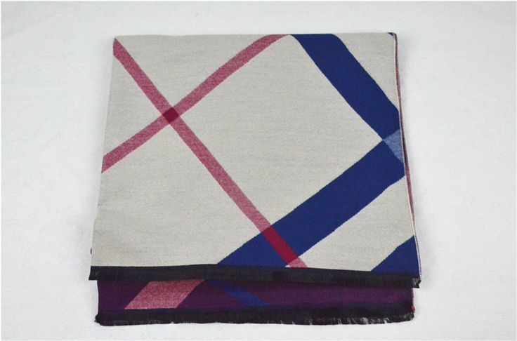 Burberry AAA two-sided pashm Scarf 017