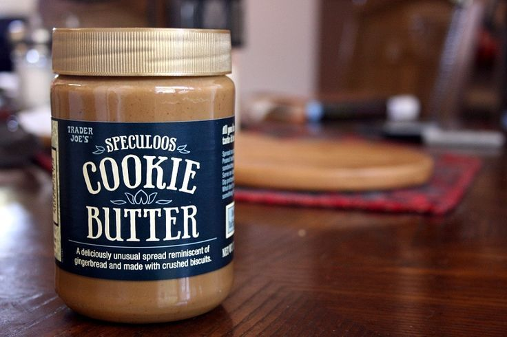 Cookie butter, also called speculoos butter,  is one of the most popular Trader Joe's items.  If you don't have a Trader Joe's nearby, no worries: you can make it at home with just a few ingredients.