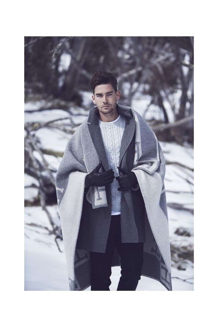 Man from Snowy River - Editorial by Oliver Grand http://www.olivergrand.com/   #luxury #editorial #mensfashion #menstyle #hermes