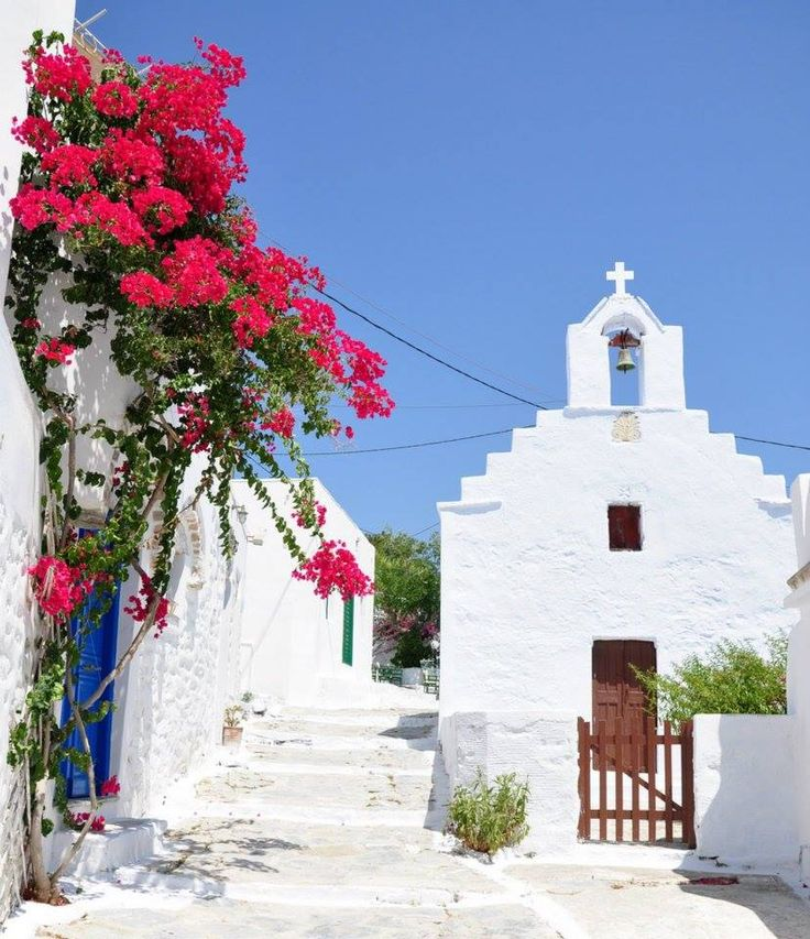 Amorgos, Islas Griegas