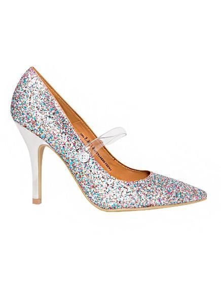 10 Glittering Heels to Ring in the New Year | Pixie Market
