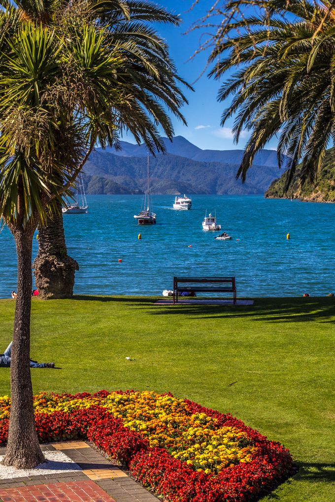 PicturePerfect Picton, New Zealand Picton new zealand