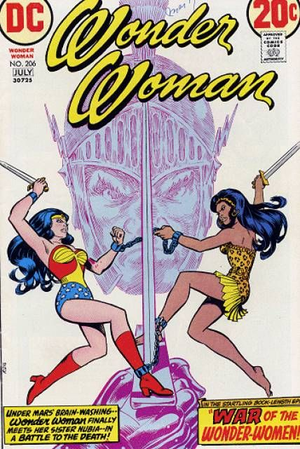wonder woman comic book i ching | Wonder Woman #194