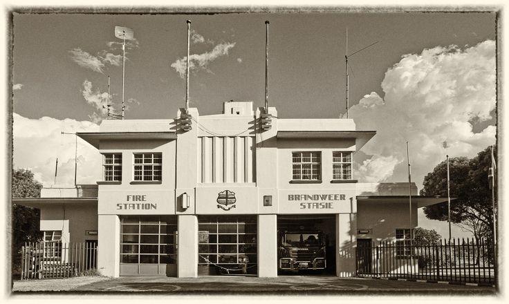 Germiston Fire Station