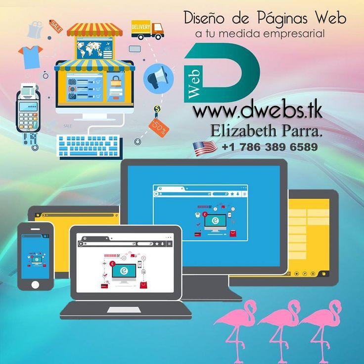 @skin_laser_by_mariat @consult.dweb  @kaballerho  @dwebccs  Para tu empresa tu desarrollo profesional tu servicio especializado y ventas creativas te hace importante como herramienta de tu imagen empresarial TU página WEB. Es la ventana donde tus potenciales clientes te miran. Te brindamos asesoramiento. www.dwebs.tk Diseños de páginas web a tu medida empresarial.  #dwebwords #valencia #doral  #bienesraicesvalencia #miamibeauty #bienesraicescaracas #miamidoral #bienesraicesvenezuela #tampa…