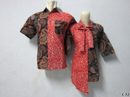 Kemeja Batik C72 | IDR 120.000 | bahan : Katun | Size M, L, XL | Order : 081333303545